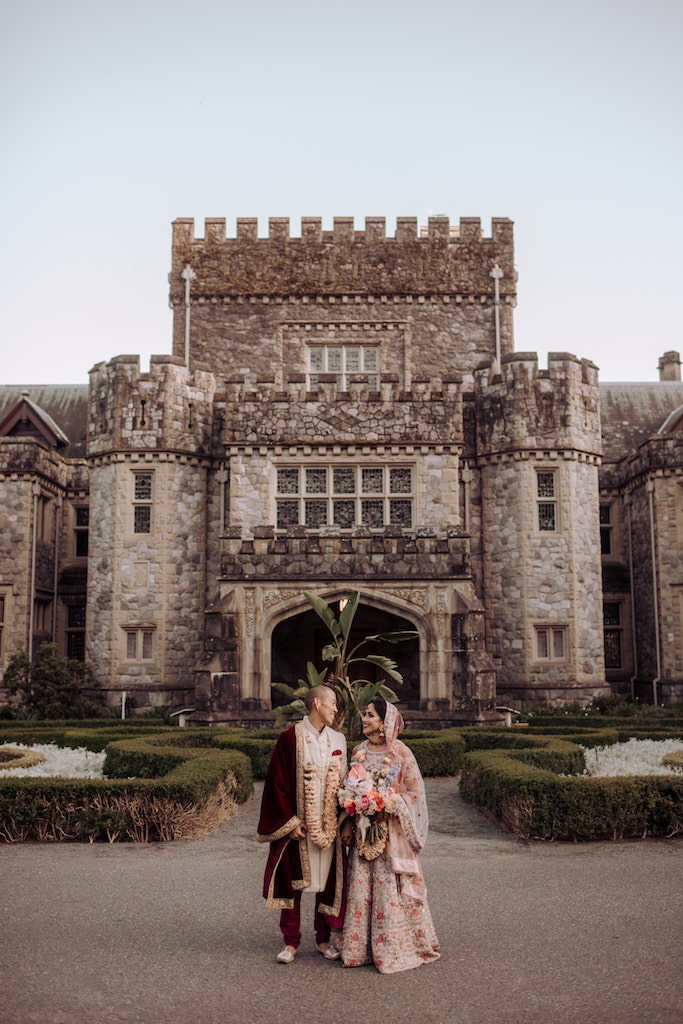 hatley castle indian wedding